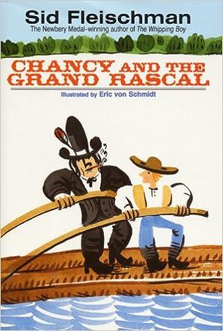 Amazon com: Chancy and the Grand Rascal (9780688149239): Sid