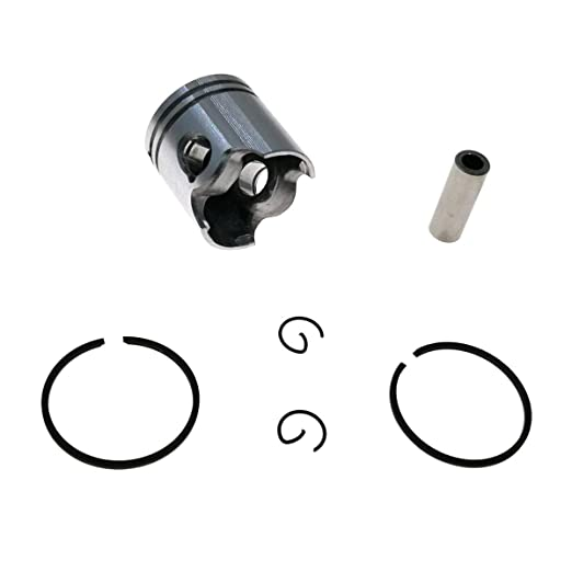 Cancanle 35mm Kit de pistón para Stihl FS120 BT120 BT121 ...