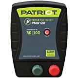 Patriot PMX120 Electric Fence Energizer, 1.2 Joule Review