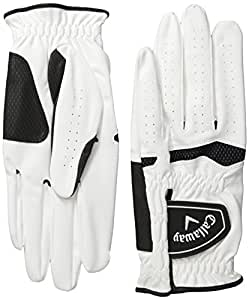 Callaway Men's Xtreme 365 Golf Gloves (Pack of 2), Small, Left Hand
