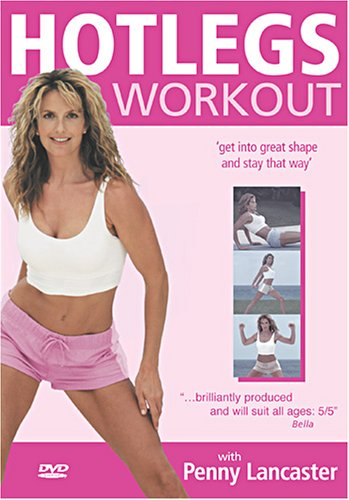 Penny Lancaster – Hotlegs Workout