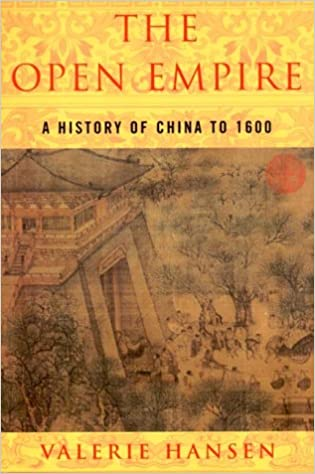 Amazon the open empire a history of china through 1600 amazon the open empire a history of china through 1600 9780393973747 valerie hansen books fandeluxe Images
