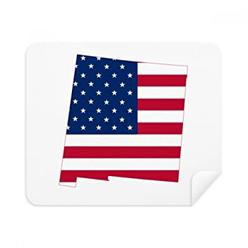 Amazon.com: America Map Stars Stripes Flag Shape Phone ... on world map, drinking map, electricity map, concrete map, recycling map, el segundo map,