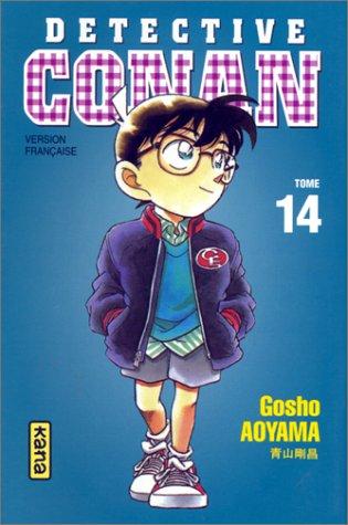 Détective Conan. n° 14 Détective Conan