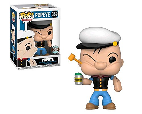 Funko Pop Popeye Vinyl Action Figure Specialty Series Exclusive