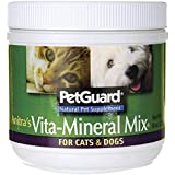 PetGuard Anitra's Vita-Mineral Mix For Cats & Dogs 8 oz Pwdr