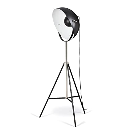 Amazon.com: Artiva USA Jumbo Studio, Tripod Design, 72-Inch Black Metal  Floor Lamp with Adjustable Dome Shade for Lighting and Picture Taking: Home  & ... - Amazon.com: Artiva USA Jumbo Studio, Tripod Design, 72-Inch Black