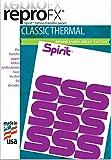 thermal copy machine - 100 Tattoo Spirit Repro FX Thermal Transfer copy Paper 8oz Stencil Stuff skin