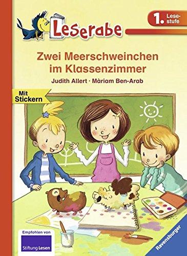zwei-meerschweinchen-im-klassenzimmer-leserabe-1-lesestufe