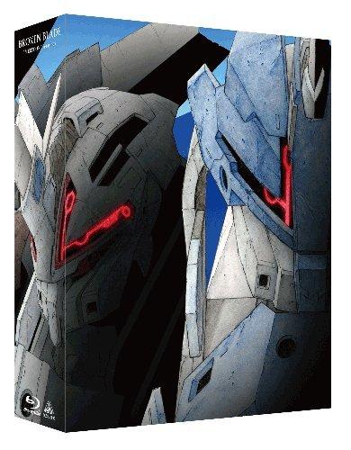 Animation - Broken Blade TV Edition Blu-Ray Box (3BDS+NOVEL) [Japan LTD BD] BCXA-897 by