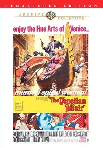 The Venetian Affair (Remastered) - Venetian Star
