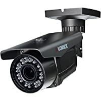 LOREX LBV2723B  by Flir Lbv2723b 1080p Hd Weatherproof Varifocal Bullet Camera (Black)