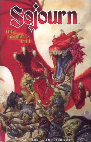 Sojourn v. 2: The Dragon's Tale by Ron Marz (2002-11-06) pdf