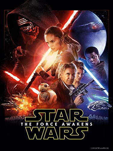 Star Wars: The Force Awakens (Plus Bonus Features) -
