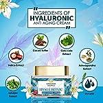 Himalayan Organics Hyaluronic Acid Anti Aging Cream, Anti Wrinkle, Skin Brightening – 50ml