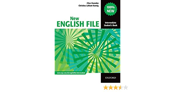 Amazon new english file intermediate students book amazon new english file intermediate students book 8601404317118 clive oxenden books fandeluxe Gallery