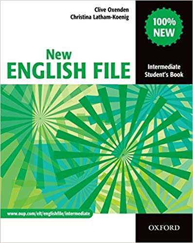 Amazon new english file intermediate students book new english file intermediate students book uk ed edition fandeluxe Gallery