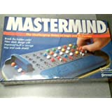 Invicta Toys and Games Ltd., UK. 1996 Pressman Toy Corporation Pressman Mastermind #3018 Board Game