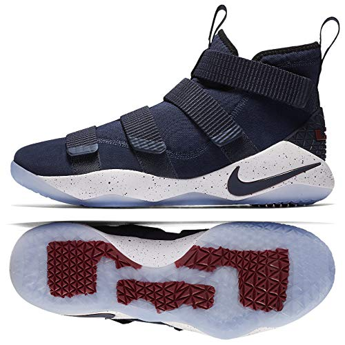 c2ee71144eb1 Galleon - NIKE Lebron Soldier Xi Mens Basketball Shoes (11 D(M) US ...