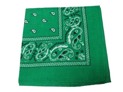 Green Bandana - 6