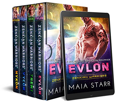Zenkian Warriors The Complete Series (Books 1-4)
