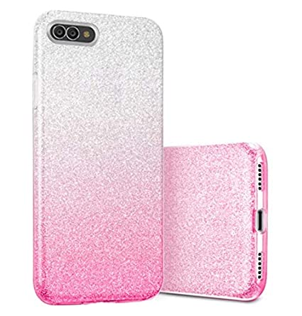 newest a350f c6d48 ITbEST Girlish Glitter Sparkle Plastic Back Cover for: Amazon.in ...