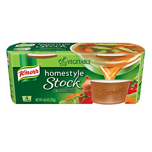 Knorr Homestyle Stock, Vegetable, 4.66 oz