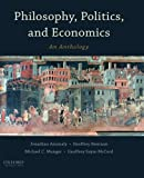 Philosophy, Politics, and Economics 1st Edition