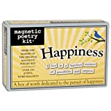 Magnetic Poetry MP3122 Kit: Happiness Learning Accessories