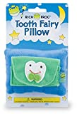 Rich Frog Boy Tooth Tooth Fairy Pillow and Tooth Keepsake, Blue - 4