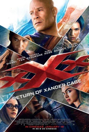xXx: Return of Xander Cage 2017 Dual Hindi 720p Full Movie Download