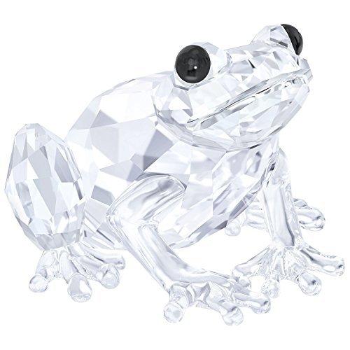 Swarovski Frog figurine (Crystal Frog Figurine)