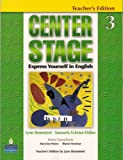 Center Stage, Frankel, Irene and Bonesteel, Lynn, 0131947818