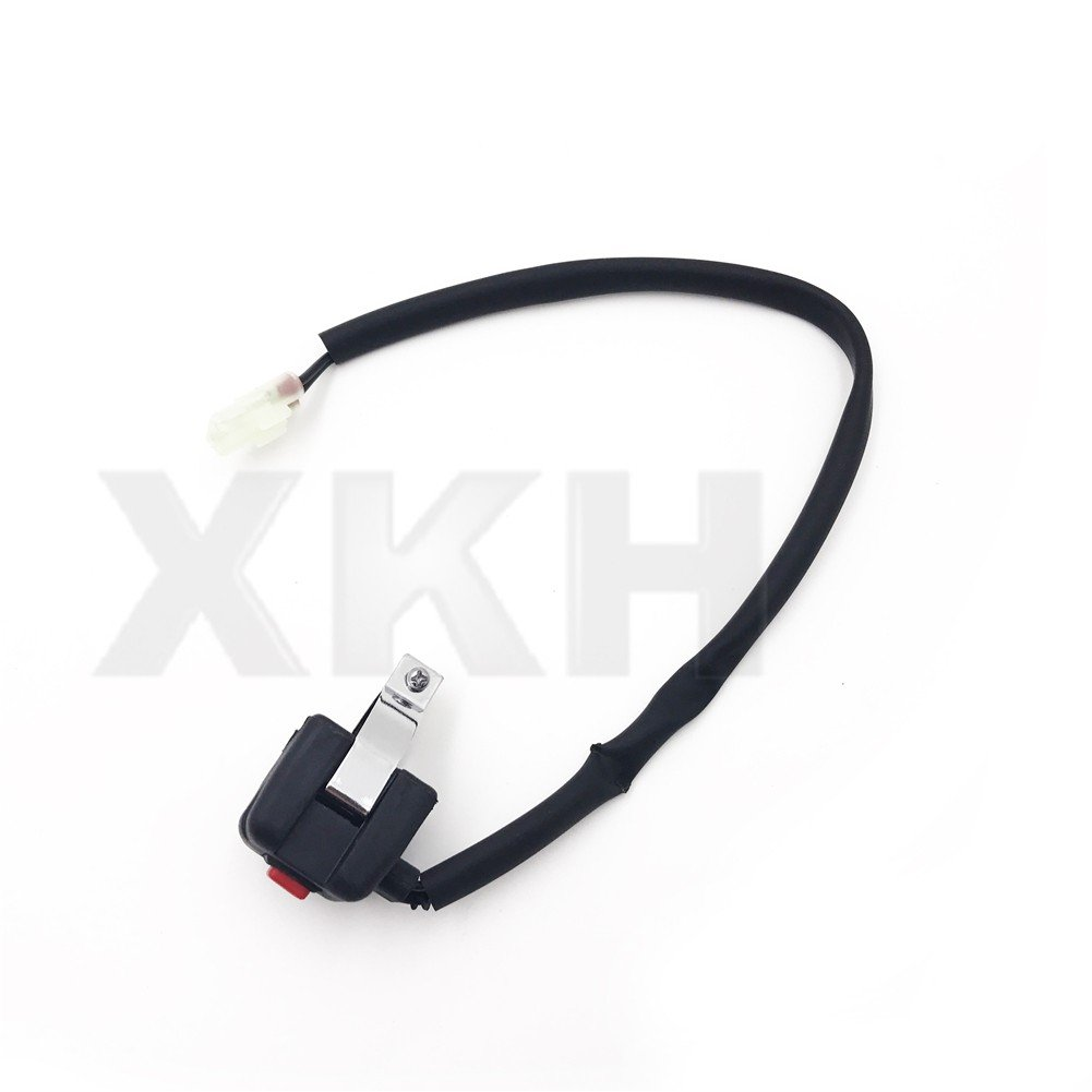 XKH Group Handle Kill Stop Switch For Honda Yamaha Suzkuki Kawasaki KTM Pit Dirt Bike ATV XKH-MOTO
