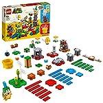 LEGO Super Mario Costruisci la tua Avventura - Maker Pack, Set di Espansione e Gioco Costruibile, 71380  LEGO