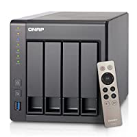 Deals on QNAP TS-451+-2G-US 4-Bay Home and SOHO NAS Server