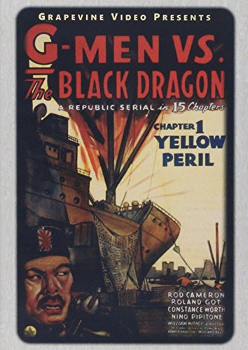 G-Men vs. the Black Dragon (1943)