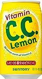 Suntory C.C. lemon 350ml ~ 24 this