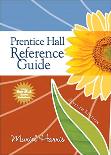 Amazon prentice hall reference guide mla update edition 7th prentice hall reference guide mla update edition 7th edition 7th edition fandeluxe Gallery