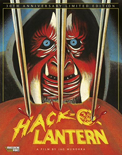 Hack-O-Lantern (Halloween Night) (Blu-ray + DVD -