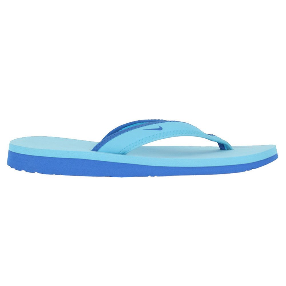 69de860c6004 Galleon - Nike Celso Girl Thong Blue Womens Sandals 9 US