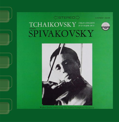 Everest Iii Cd (Tchaikovsky: Violin Concerto in D Major & Melody, Op. 42/3)