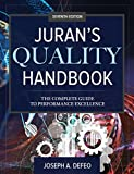 img - for Juran's Quality Handbook: The Complete Guide to Performance Excellence, Seventh Edition book / textbook / text book