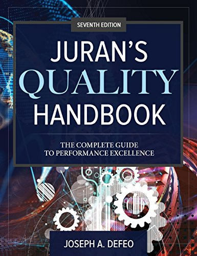 (Juran's Quality Handbook: The Complete Guide to Performance Excellence, Seventh Edition)
