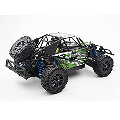 Remote Control Car, iMeshbean Terrain RC Cars, Electric Remote Control Off Road Monster Truck, 1:18 Scale 2.4Ghz Radio 4WD Fast 30+ MPH RC Car: Toys & Games