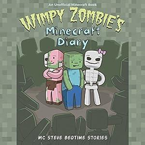 Wimpy Zombie's Minecraft Diary Audiobook