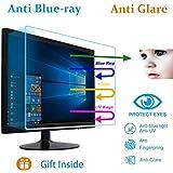 AntiBlueLightAntiGlareMonitorScreenProtectorDesignforDiagonal24Inch16:9Dell,HP,Acer,ViewSonic,ASUS,Aoc,Samsung,Sceptre,LGWidescreenMonitor(531x299mm)