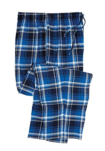 Kingsize Flannel Plaid Lounge Pants