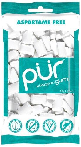 Pur Gum, Уинтергрин Mint, 2,82 унции