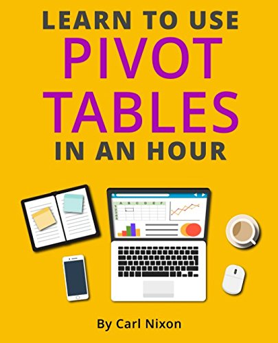 Learn to Use Pivot Tables in an Hour: An easy to follow, illustrated introduction to Excel Pivot Tables.